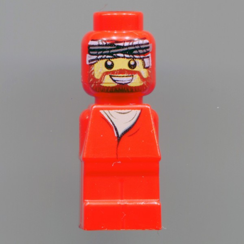 Ramses Pyramid 3843 - Red explorer