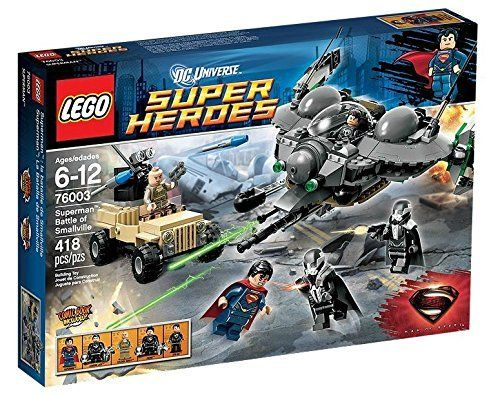 LEGO® DC Universe Super Heroes 76003 - Superman™: Aufruhr in Smallville