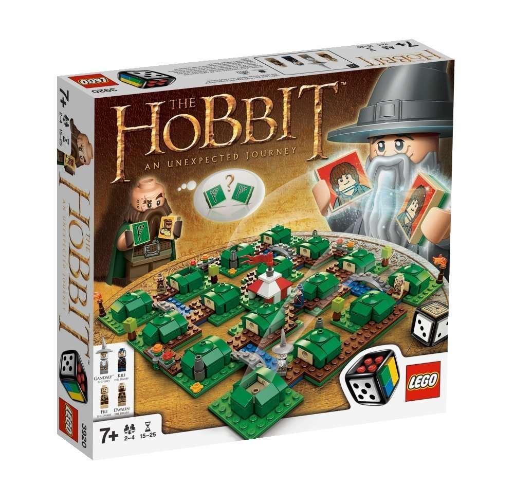 Lego Spiele 3920 The Hobbit Eine Unerwartete Reise Spiel