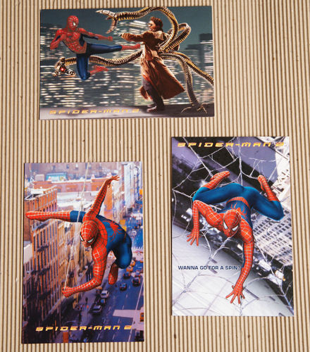 Film-Postkarte - Spider-Man 2™