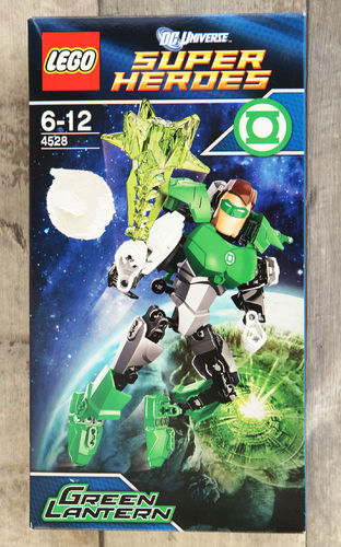 LEGO® DC Universe ™  Super Heroes 4528 - Green Lantern