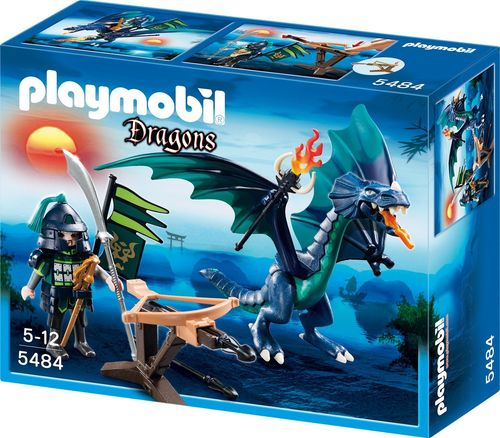 PLAYMOBIL® Dragons 5484 - Panzerdrache