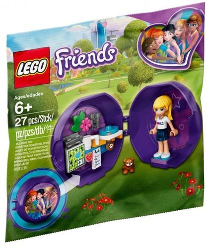 LEGO® Friends 5005236 Club-Haus-Pod - Stephanie