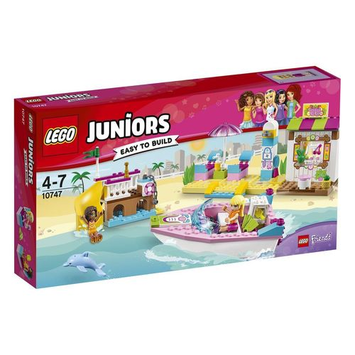 LEGO® Juniors 10747 - Andreas & Stephanies Strandurlaub