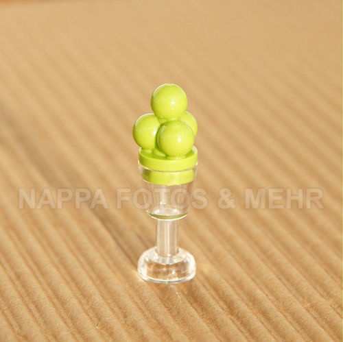 LEGO® Eisbecher lime-transparent