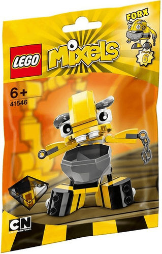 41546 LEGO® Mixels Serie 6 - Forx